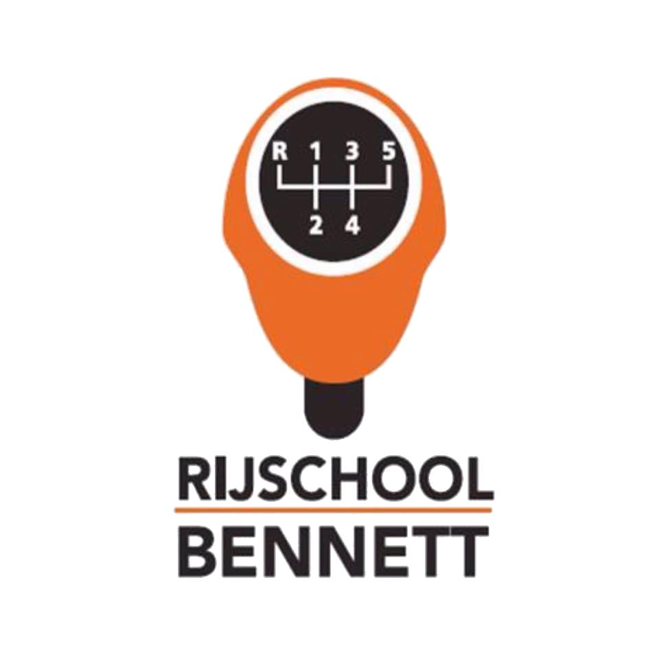 Logo Rijschool Bennett